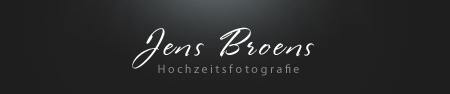 Jens Broens – Hochzeitsfotograf logo